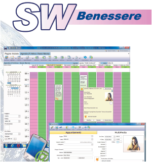 Software per Centro Benessere brochure