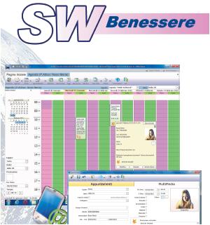 Software per Centro Benessere brochure