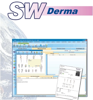 Software per Dermatologi brochure