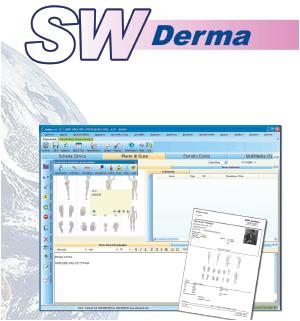 Software per Dermatologi brochure