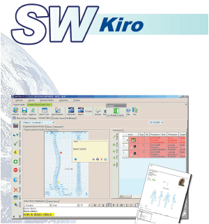 Software per Kiropratici brochure
