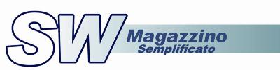 sw magazzino semplificato